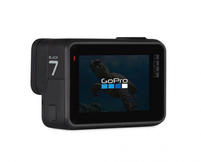 GoPro HERO 7 Black Logo
