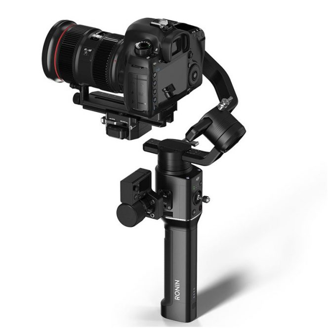 Стабилизатор DJI Ronin-S Essentials Kit