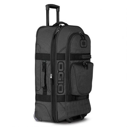 Чемодан OGIO TERMINAL TRAVEL, BLACK PINDOT