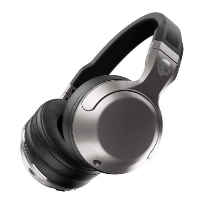 Наушники Skullcandy Hesh 2.0 BT Silver/Black/Chrome