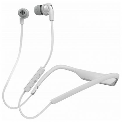 Наушники Skullcandy Smokin Buds 2 BT White/White/Chrome Mic2