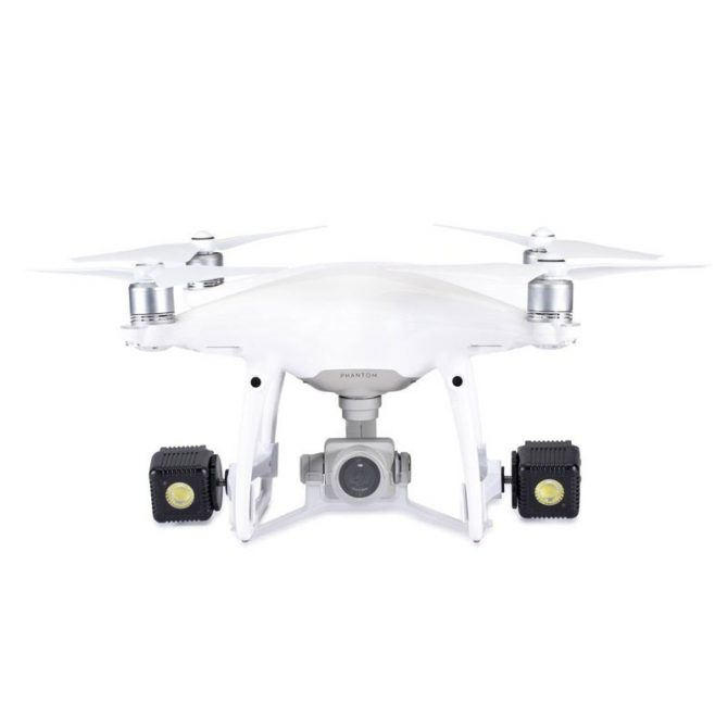 Фотовспышка Lume Cube - Drone Mount Kit for DJI Phantom 4