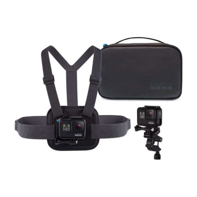 Набор Sports Kit (Chesty + Handlebar/Seatpost/Pole Mount + compact case)
