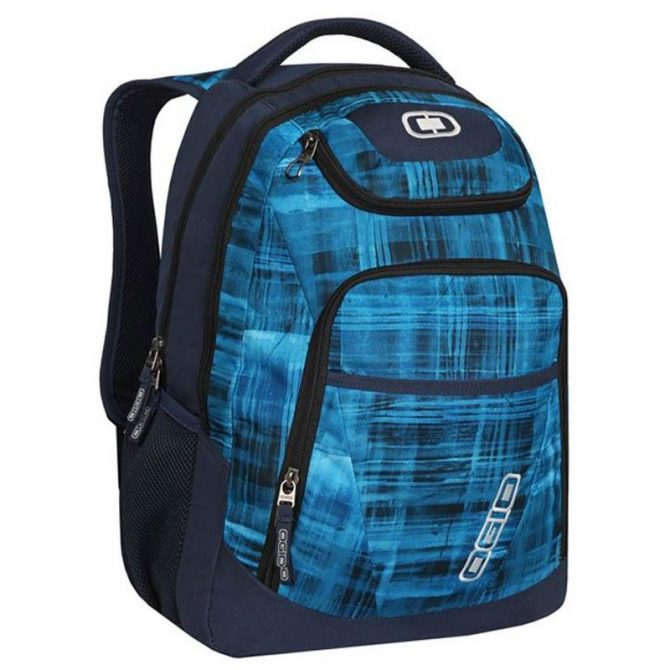 Рюкзак OGIO TRIBUNE PACK, IMPASTO BLUE