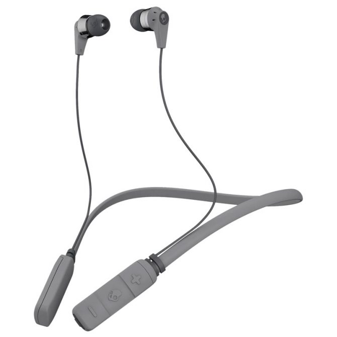 Наушники Skullcandy Ink'd BT Street/Gray/Chrome