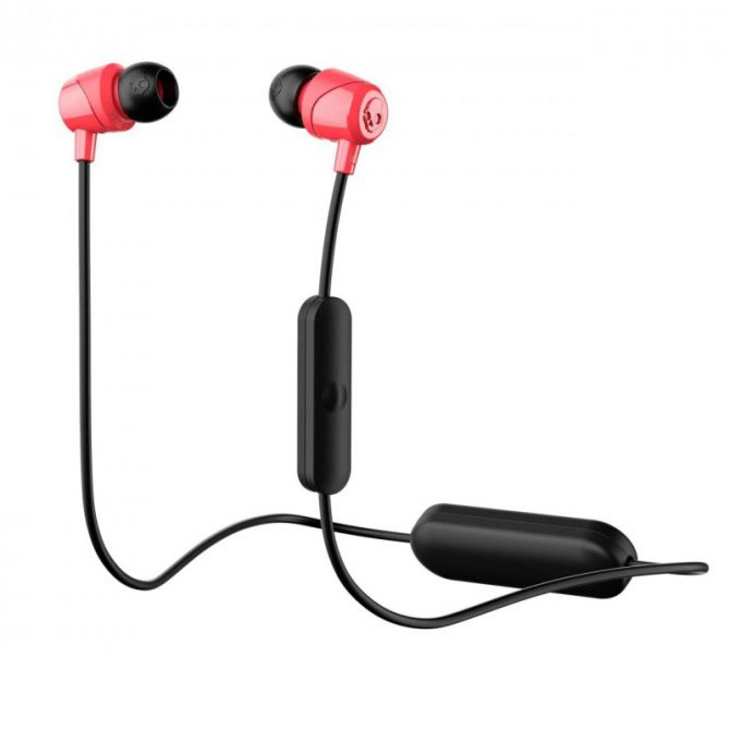 Наушники Skullcandy JIB BT Black/Red