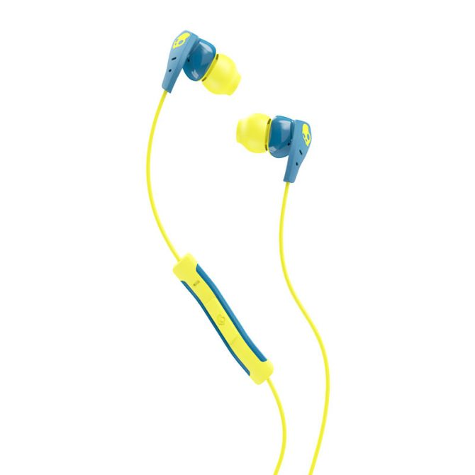 Наушники Skullcandy Method Teal/Acid/Acid Mic1