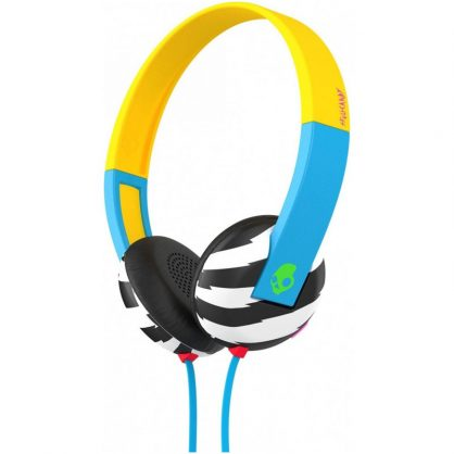 Наушники Skullcandy Uproar Locals Only/Blue/Green TTech