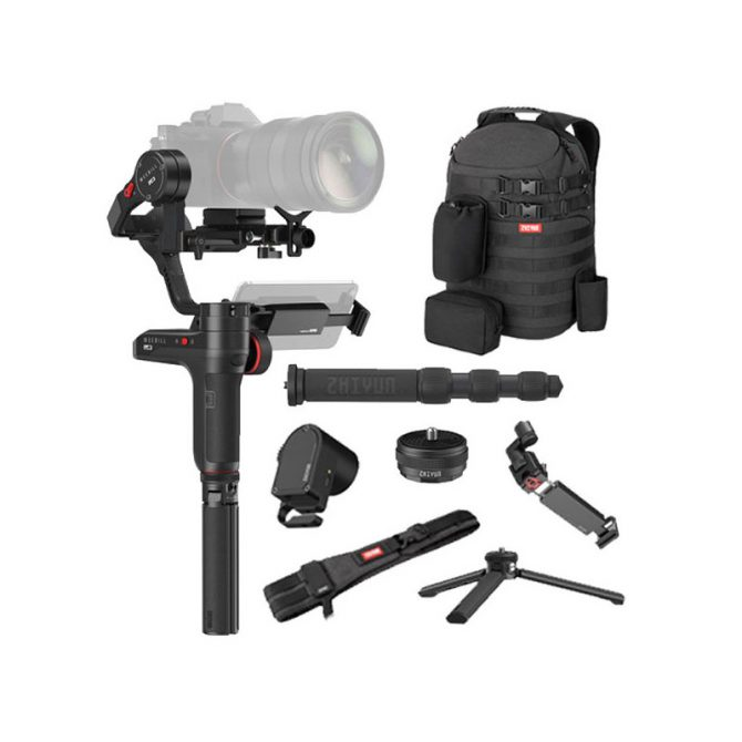 Стедикам Zhiyun Weebill Lab Master Package
