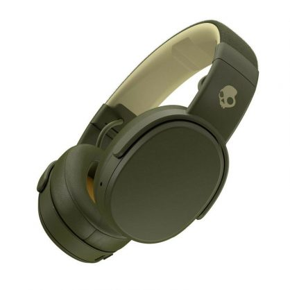 Наушники Skullcandy CRUSHER BT Moss/Olive/Yellow