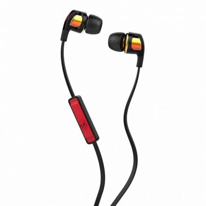 Наушники Skullcandy Smokin Bud 2.0 Spaced Out/Orange Iridium Mic1