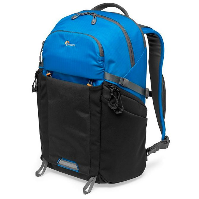 Рюкзак Lowepro Photo Active BP 300 AW Blue Black (LP37253-PWW)