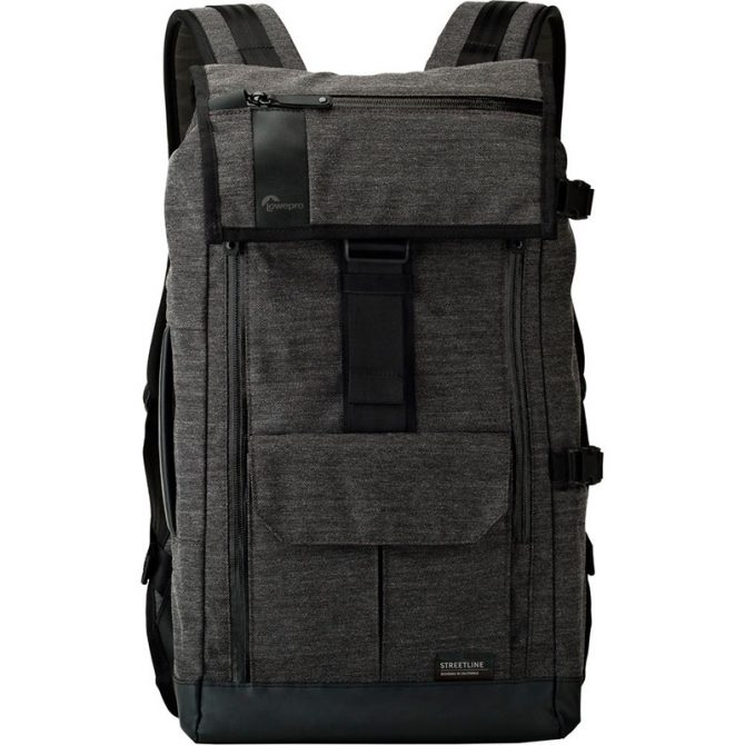 Рюкзак Lowepro Streetline BP 250 Charcoal Grey (LP36946-PWW)