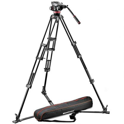Видеоштатив с головой Manfrotto (MVH502A,546GB-1)