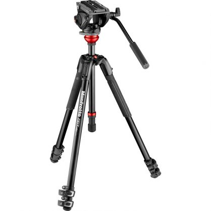 Штатив с видеоголовой Manfrotto (MVK500190XV)