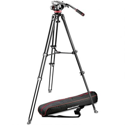Видеоштатив с головой Manfrotto (MVK502AM-1)